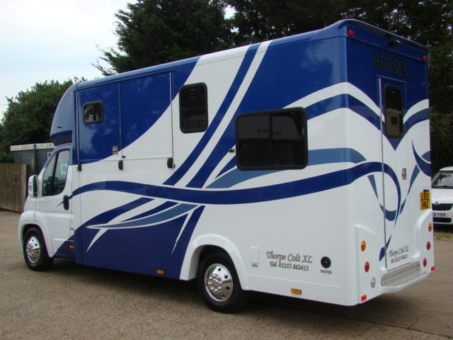 Thorpe Horseboxes For Sale